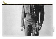 French Officer, 1814 Carry-all Pouch