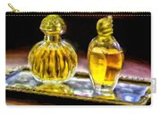 French Perfume Carry-all Pouch