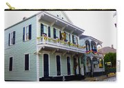 French Quarter Architecture Carry-all Pouch