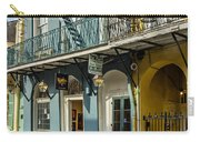 French Quarter Art And Artistry Carry-all Pouch