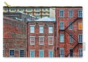 French Quarter Facades New Orleans Carry-all Pouch