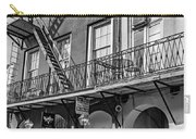 French Quarter Flair Bw Carry-all Pouch