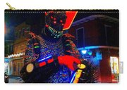 French Quarter Monster  U Have The Time Carry-all Pouch