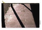 French Quarter Sidewalk Shadows New Orleans Carry-all Pouch