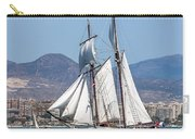 French Shooner Alicante Carry-all Pouch