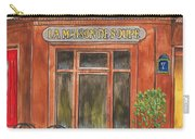 French Storefront 1 Carry-all Pouch