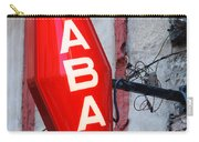 French Tobacconist Sign Carry-all Pouch