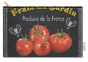 French Vegetables 1 Carry-all Pouch