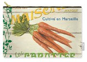 French Veggie Sign 2 Carry-all Pouch