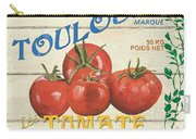 French Veggie Sign 3 Carry-all Pouch