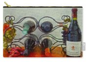 French Wine Rack Carry-all Pouch