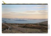 Frenchmans Bay From Cadillac Mountain Carry-all Pouch