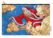 Fresco Father Christmas Carry-all Pouch