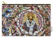 Fresco From Rila Monastery  Carry-all Pouch