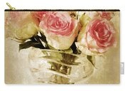 Fresco Roses Carry-all Pouch