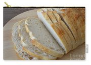 Fresh Baked Sourdough Carry-all Pouch by Mary Deal