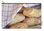 Fresh Bread Carry-all Pouch by Carlos Caetano
