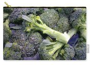 Fresh Broccoli Carry-all Pouch