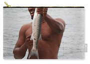 Fresh Catch Of Fish Castries St. Lucia Carry-all Pouch