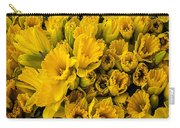 Fresh Daffodils  Carry-all Pouch