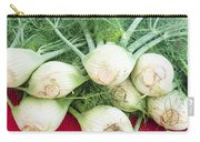 Fresh Fennel At The Market Carry-all Pouch