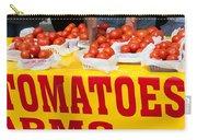 Cedar Park Texas Fresh Tomatoes Carry-all Pouch