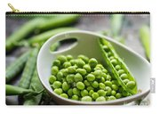 Fresh Garden Peapods Carry-all Pouch