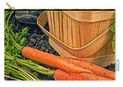Fresh Garden Vegetables Carry-all Pouch
