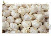 Fresh Garlic Bulbs Carry-all Pouch