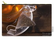 Fresh Glass Cup Of Tea Carry-all Pouch