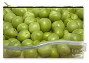 Fresh Green Peas Carry-all Pouch