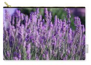 Fresh Lavender  Carry-all Pouch