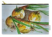 Fresh Onions Carry-all Pouch