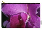 Fresh Orchid Carry-all Pouch