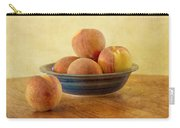 Fresh Peaches Carry-all Pouch