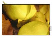 Fresh Quince Carry-all Pouch