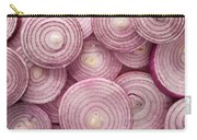 Fresh Red Onion Carry-all Pouch