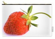 Fresh Red Strawberry Carry-all Pouch