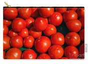 Fresh Ripe Red Tomatoes Carry-all Pouch
