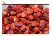 Fresh Ripe Strawberries  Carry-all Pouch
