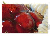 Fresh Strawberry Pie Carry-all Pouch