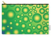 Fresh Tropical Bubbles Carry-all Pouch
