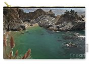Fresh Water Into The Bay Carry-all Pouch by Adam Jewell