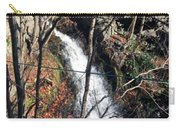 Fresh Water Streams Around Poconos Pa America Usa  Carry-all Pouch