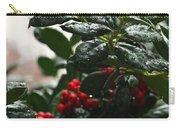 Fresh Winter Rain Carry-all Pouch