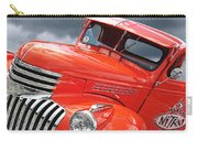 Freshly Squeezed - 1945 Orange Chevy  Carry-all Pouch