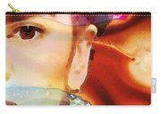 Frida Kahlo Art - Seeing Color Carry-all Pouch