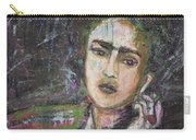 Frida Y Cigarrillos Carry-all Pouch