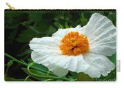 Fried Egg Flower Carry-all Pouch