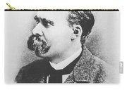 Friedrich Wilhelm Nietzsche In 1883 Carry-all Pouch